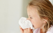 Cảm cúm ở trẻ nhỏ