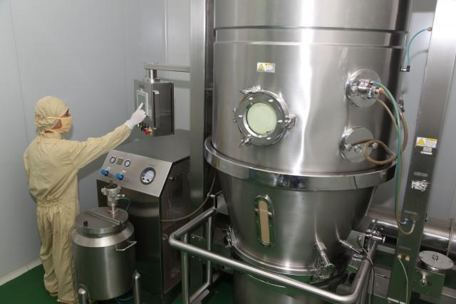 thiết bị sản xuất bảo khí nhi